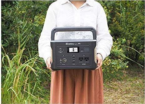 日本製ポータブル電源JVC