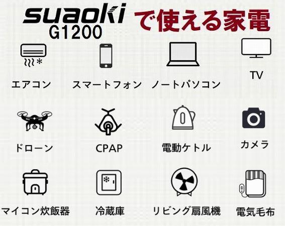 G1200家電